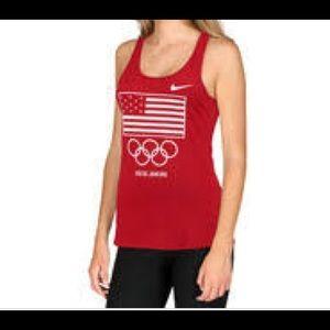 Nike Team USA Flag Rio Olympics